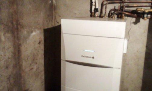Pompe à chaleur air/eau groupe intérieur