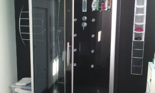 Cabine de douche complète
